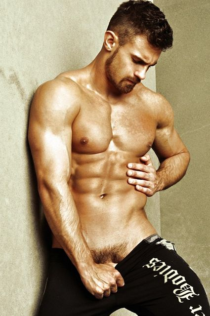 Kirill Dowidoff Gets His Kit Off For Amer Mohamad | Daily Dudes @ Dude Dump