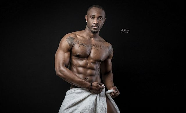 Kyrian Okeke by Alex Botic  – MiUPhotoblog | Daily Dudes @ Dude Dump