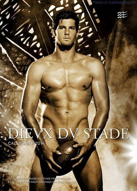 Les Dieux du Stade 2014! | Gay Body Blog | Daily Dudes @ Dude Dump