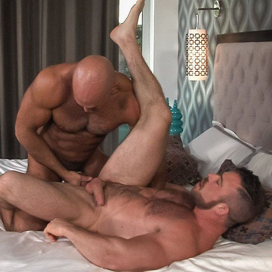 Liam Knox and Jesse Jackman fuck | Daily Dudes @ Dude Dump
