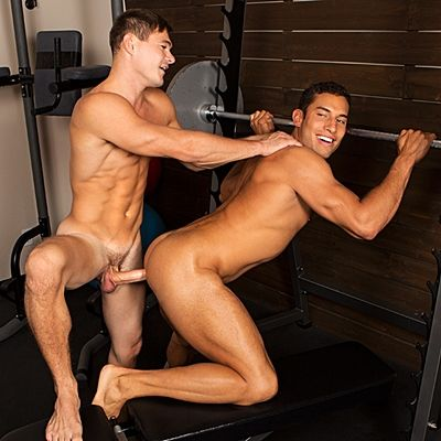 Liev Barebacks Arthur with Feltching | Daily Dudes @ Dude Dump