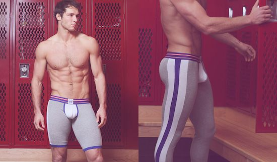 Locker Room Jock Justin Leonard For Underwear | Daily Dudes @ Dude Dump