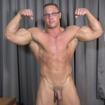 Logan & Big Daddy John Wank off with Glasses on | Daily Dudes @ Dude Dump