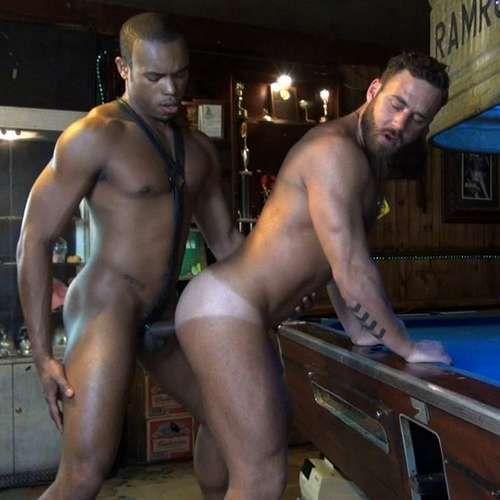 Logan Moore Takes Huge Black Cock at RAW FUCK CLUB   Daily Dudes @ Dude Dump