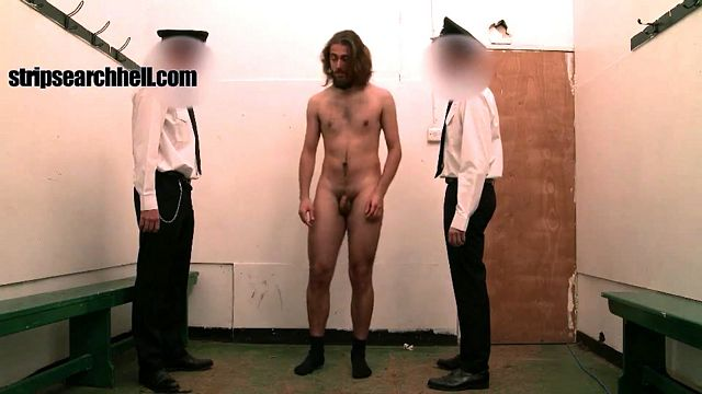 Long haired stud humilliating physical examination   Daily Dudes @ Dude Dump