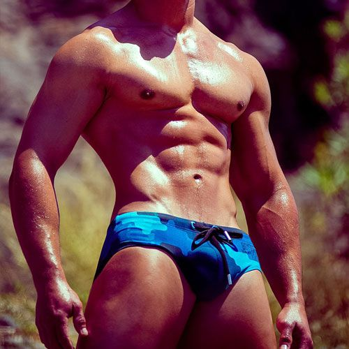 Love Camo Speedos | Daily Dudes @ Dude Dump