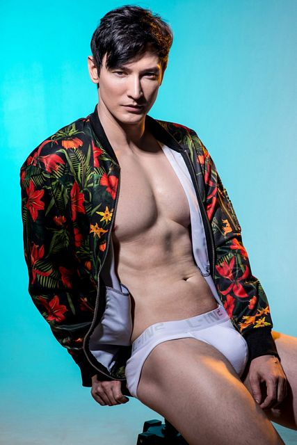 Lukas By Juliana Soo – Men In Underwear | Daily Dudes @ Dude Dump