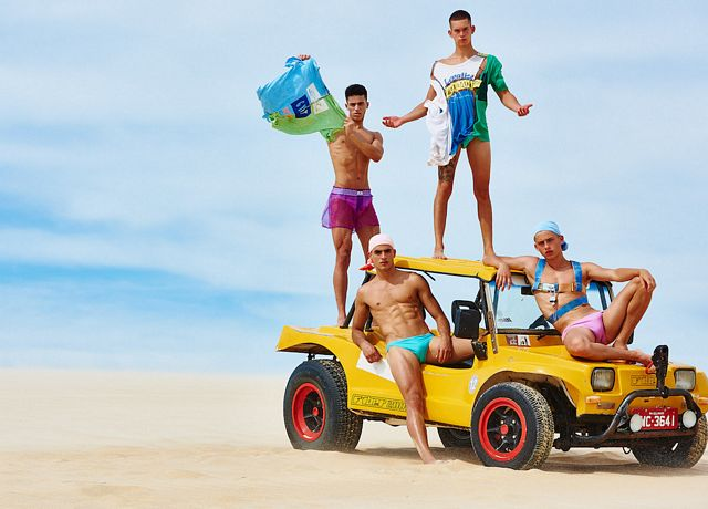 Made in Brazil Continues to Rio Grande | Daily Dudes @ Dude Dump
