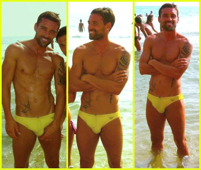 Made in Italy: soccer guy Giuseppe Gambino! | Daily Dudes @ Dude Dump