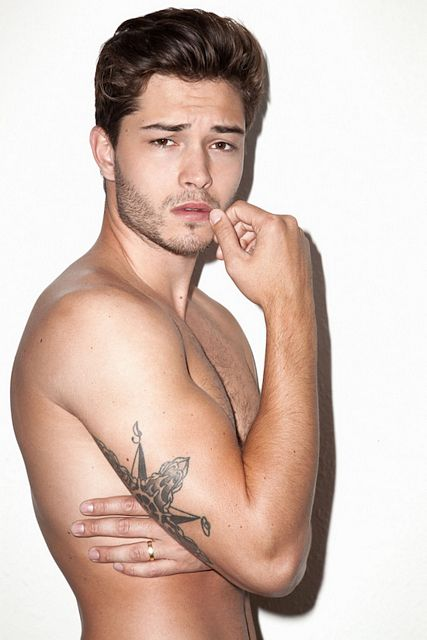Male Model Francisco Lachowski Looking Amazing | Daily Dudes @ Dude Dump
