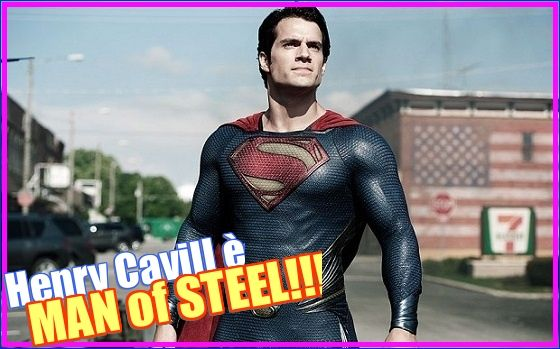 Man of Steel: from today across italian cinemas! | Daily Dudes @ Dude Dump