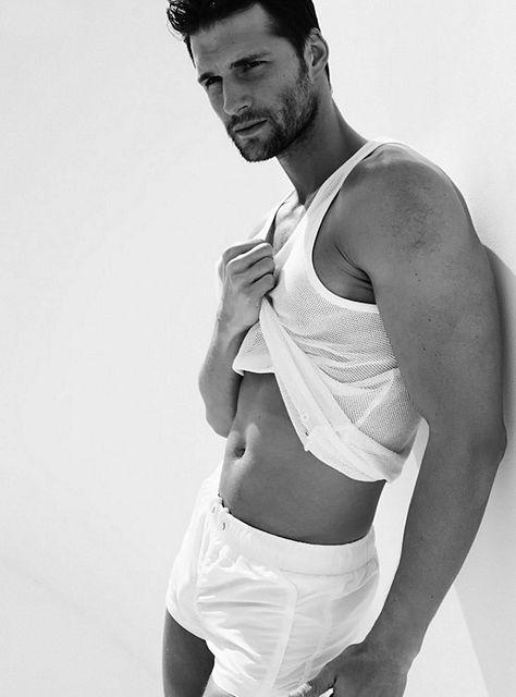 Manly Male Model Tomas Skoloudik | Daily Dudes @ Dude Dump