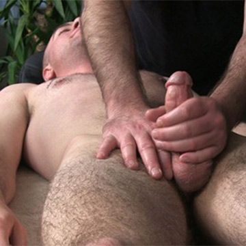 Manly Straight Dude Gets His First Gay Blowjob | Daily Dudes @ Dude Dump