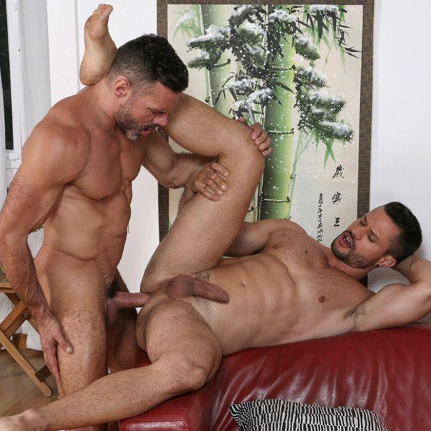 Manuel Skye and Kris de Fabio | Daily Dudes @ Dude Dump