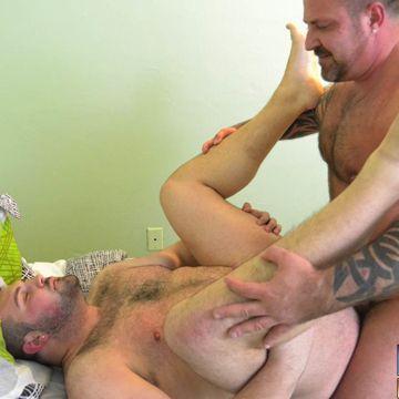 Marc Angelo and Rex Blue – bear daddies fucking | Daily Dudes @ Dude Dump