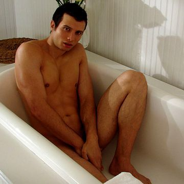 Mario takes a bath | Daily Dudes @ Dude Dump