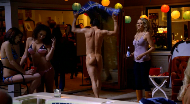 Mark-Paul Gosselaar naked ass! | Daily Dudes @ Dude Dump