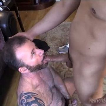 Married Hector Finally Gets Serviced | Daily Dudes @ Dude Dump