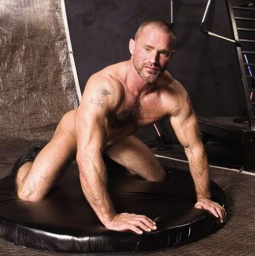 Masculine Gay Porn Model Brendan Davies Shows off   Daily Dudes @ Dude Dump