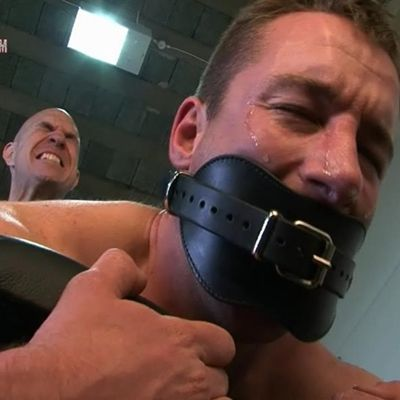 Masculine Straight Man Shamus' Hot BDSM Sessions | Daily Dudes @ Dude Dump