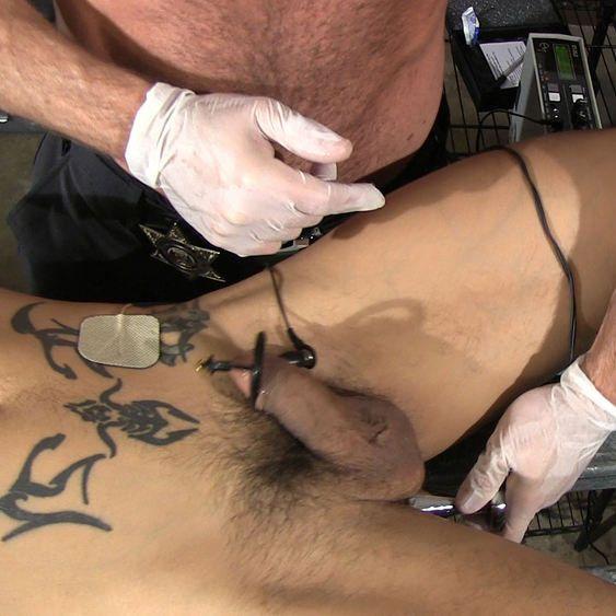 Matt Stevens Tortures Slave Draven | Daily Dudes @ Dude Dump