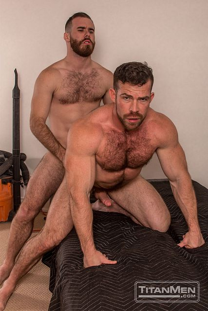 Matthew Bosch & Liam Knox fuck out their loads | Daily Dudes @ Dude Dump