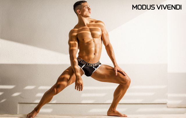 Meander Line (the Black edition) by Modus Vivendi | Daily Dudes @ Dude Dump