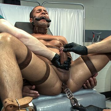 Medical Exam & Cock Edging | Daily Dudes @ Dude Dump