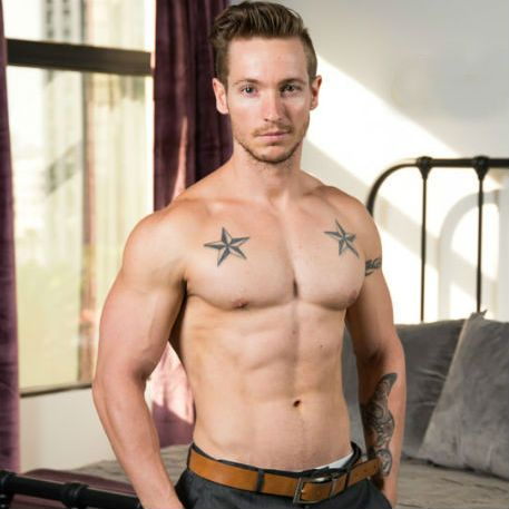 Meet this nice and hot muscle hunk : Griffith Hawk | Daily Dudes @ Dude Dump
