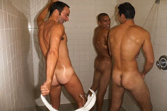 Men In The Shower… | Gay Body Blog | Daily Dudes @ Dude Dump