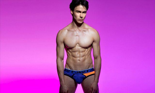 MEN Wolf Zuno by Juliana Soo – Men In Underwear | Daily Dudes @ Dude Dump