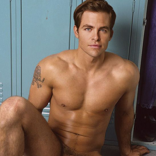 Mentally undress Chris Pine | Daily Dudes @ Dude Dump