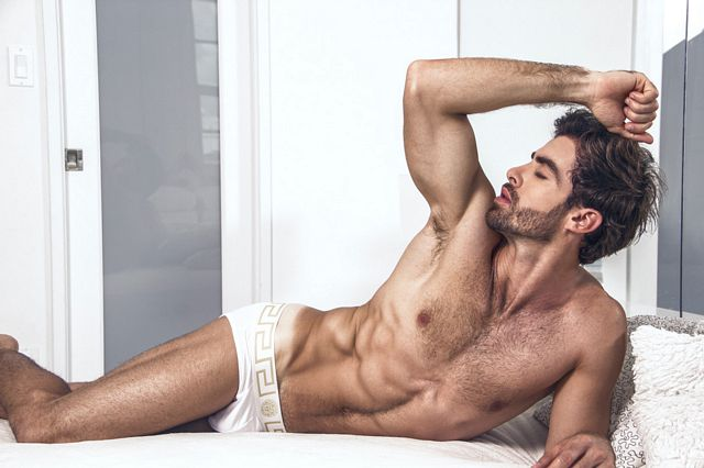 Mexican Actor David Ortega | Daily Dudes @ Dude Dump