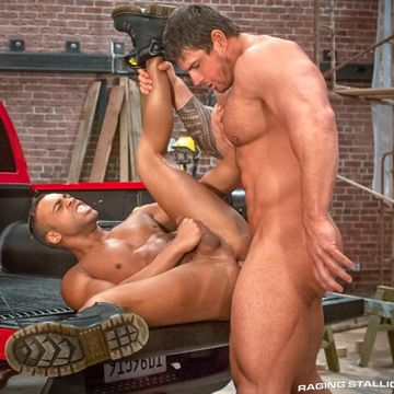 MIcah Brandt Gets Zeb Atlas' Hard Cock | Daily Dudes @ Dude Dump