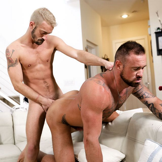 Michael Roman & Jett Rink | Daily Dudes @ Dude Dump