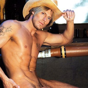 Midnight Cowboy — David E. Lee | Daily Dudes @ Dude Dump