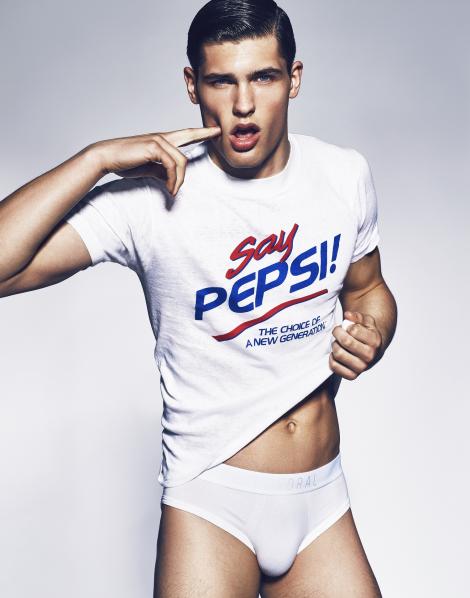 Miroslav Cech sexy for Attitude Magazine   Daily Dudes @ Dude Dump