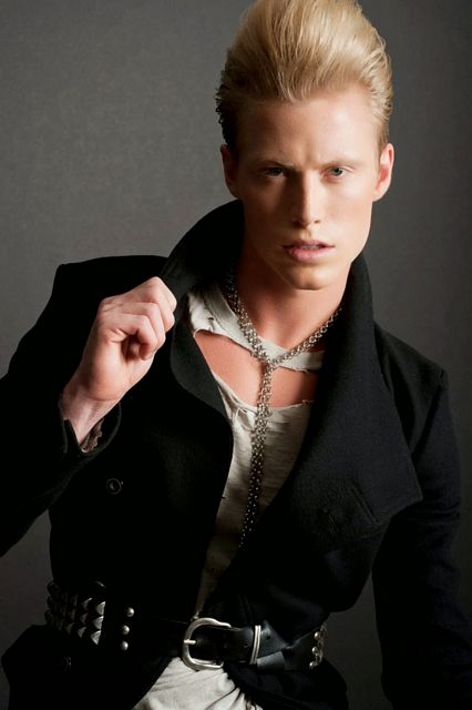 Modelsface: Ryan Runyeon   Daily Dudes @ Dude Dump