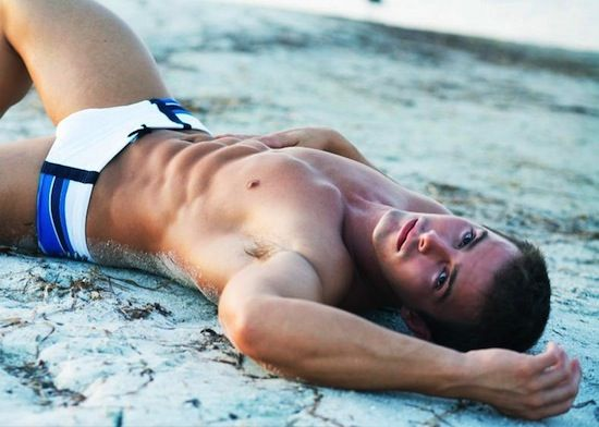 More Hunks In Speedos | Daily Dudes @ Dude Dump