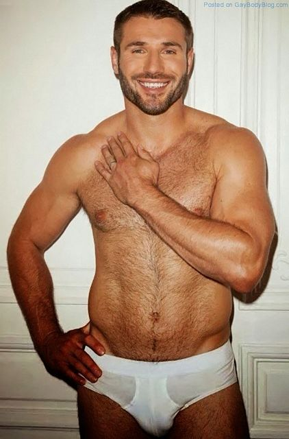 More Of Handsome Rugby Hunk Ben Cohen | Daily Dudes @ Dude Dump
