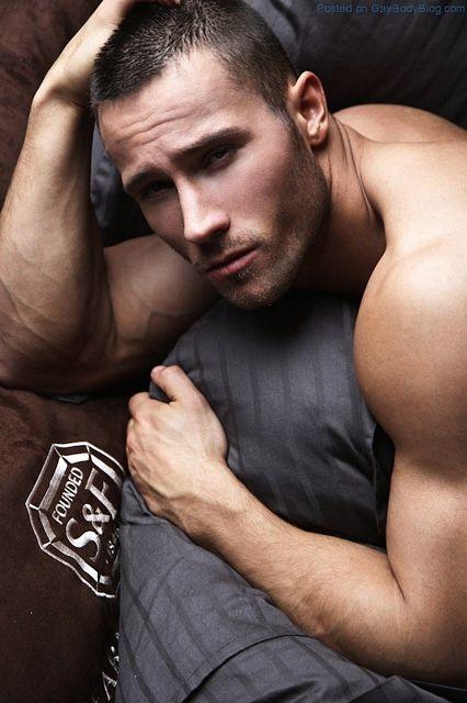 More Of Hunky Muscle Jock Ruben Baars   Daily Dudes @ Dude Dump