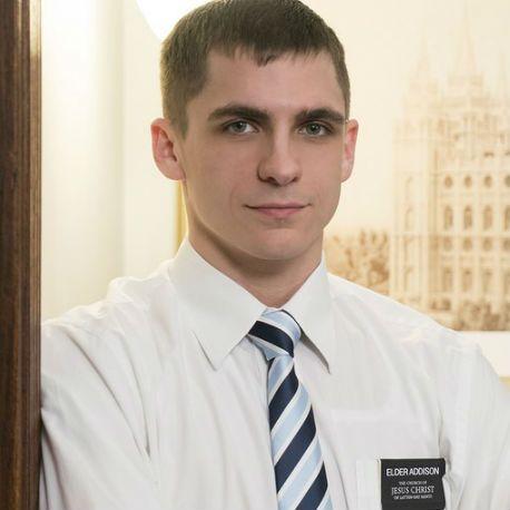 Mormon Boyz : Elder Addison Chapters 1 & 2 | Daily Dudes @ Dude Dump