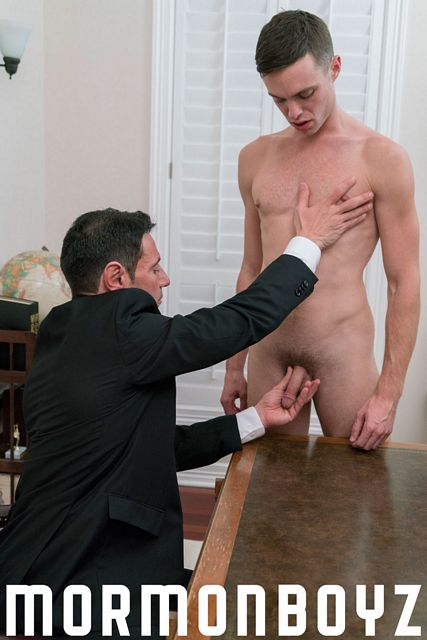 Mormon Boyz – Elder White, Chapter 1 & 2 | Daily Dudes @ Dude Dump