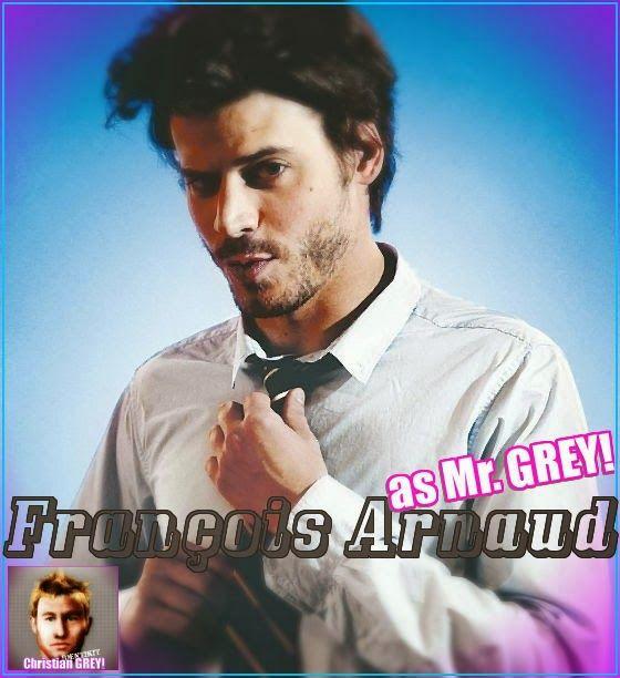 Mr. Grey UPDATE: François Arnaud | Daily Dudes @ Dude Dump