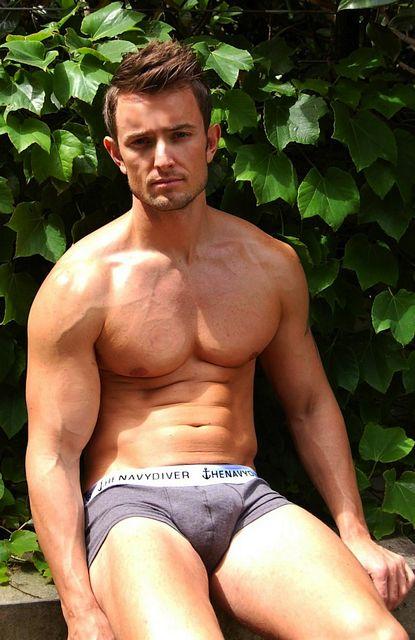 Muscle Boy In Underwear | Daily Dudes @ Dude Dump