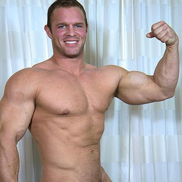Muscle Hunk with Small Cock | Daily Dudes @ Dude Dump