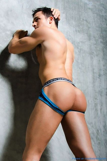 Muscle Jock Perfection Philip Fusco | Daily Dudes @ Dude Dump