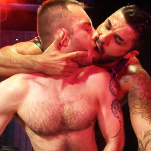 Muscle Pig Raul Korso Barebacks Macanao Torres | Daily Dudes @ Dude Dump