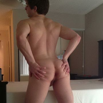 Muscular College exhibitionist   Daily Dudes @ Dude Dump