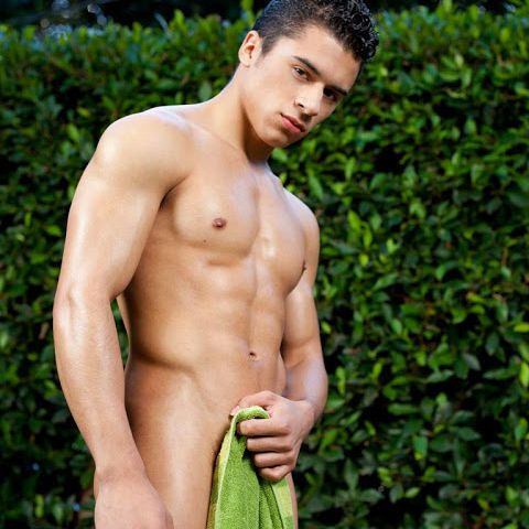 Naked As Adam: Armond Rizzo | Daily Dudes @ Dude Dump